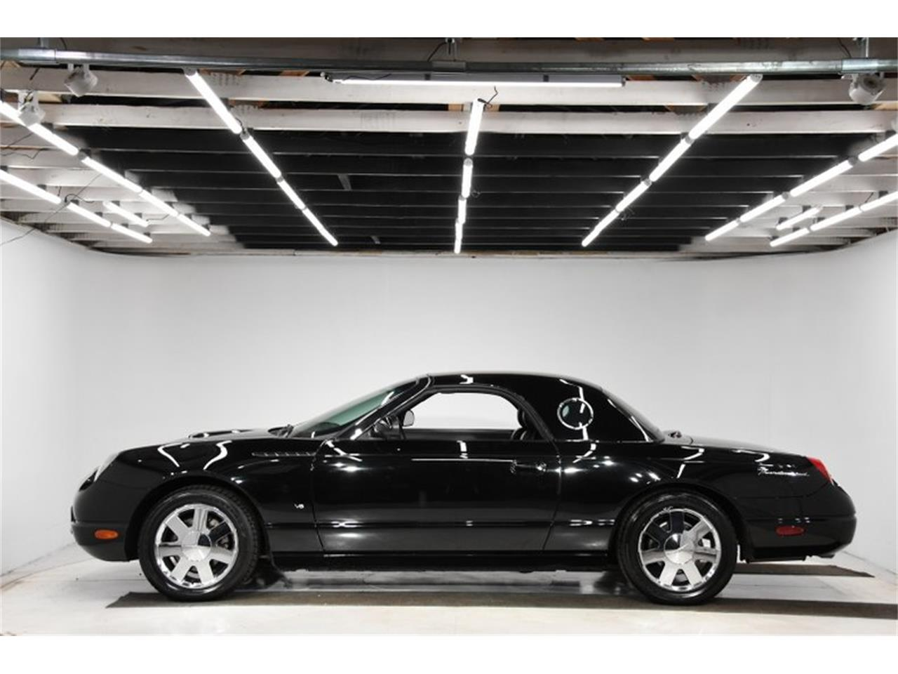 Large Picture of '03 Thunderbird Offered by Volo Auto Museum - PSQI