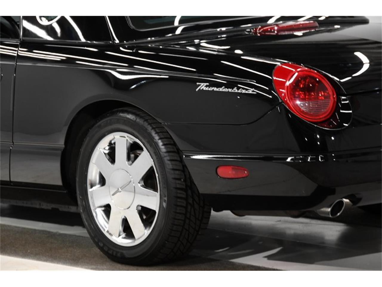 Large Picture of 2003 Ford Thunderbird Offered by Volo Auto Museum - PSQI