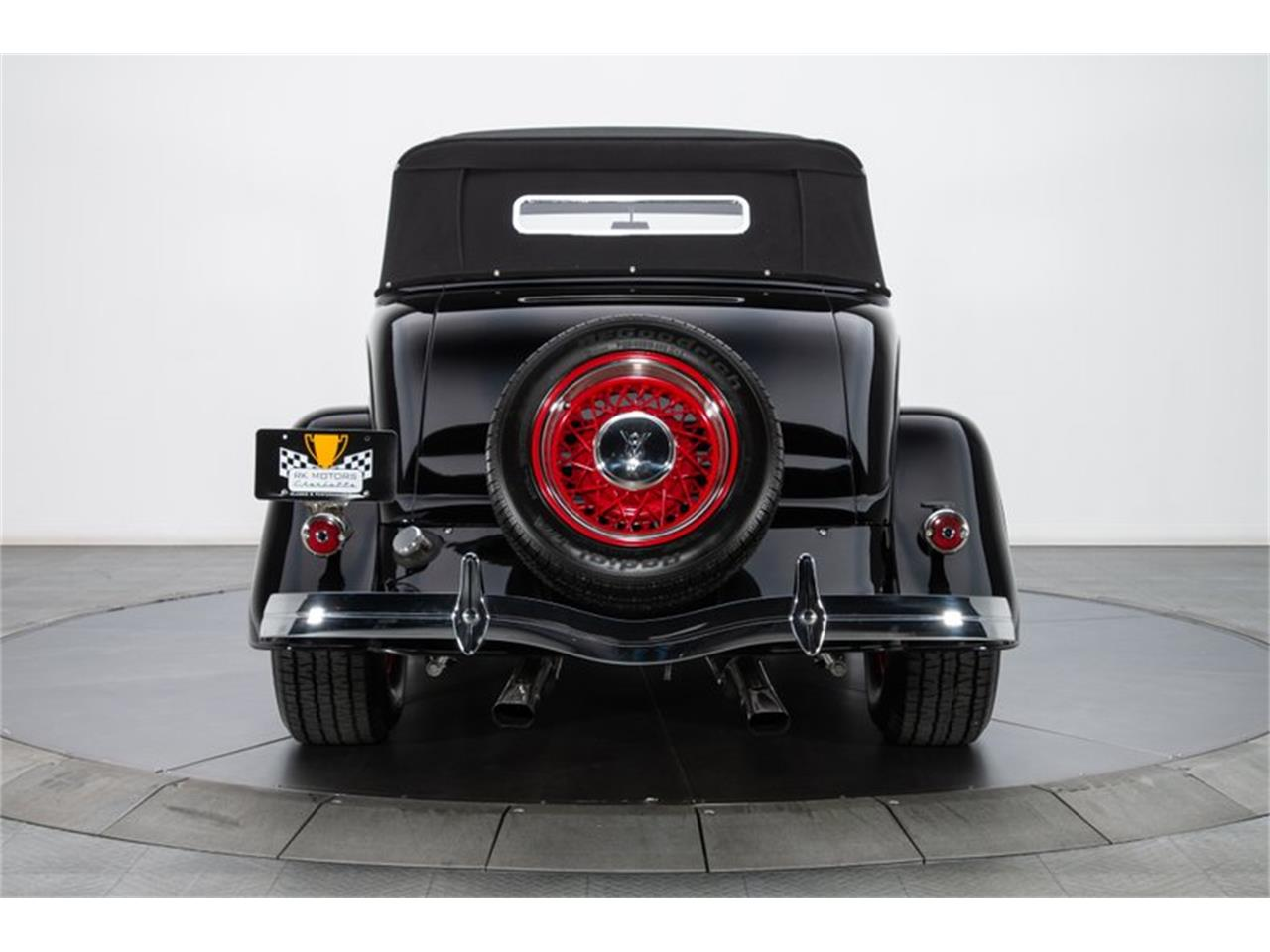 Large Picture of '34 Cabriolet - PSQJ