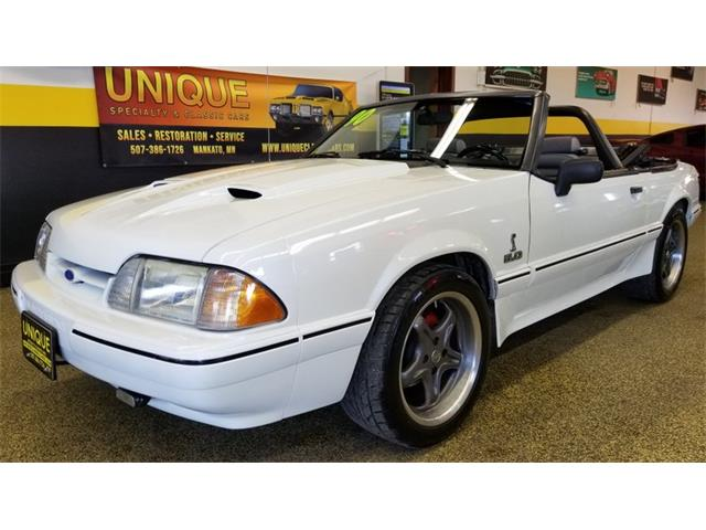 Picture of '90 Mustang - PSR7