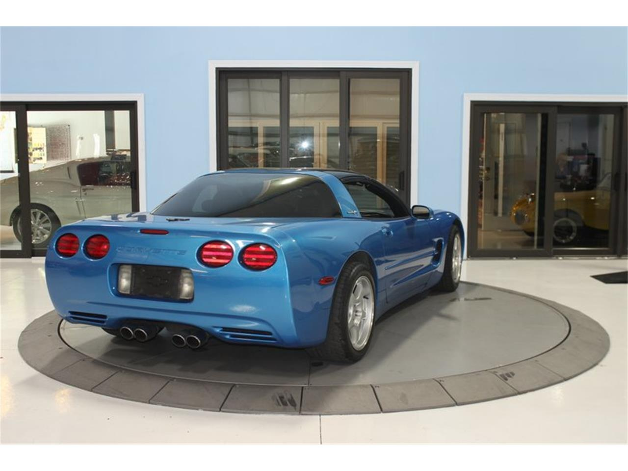 Large Picture of 1997 Chevrolet Corvette located in Palmetto Florida - PSRK