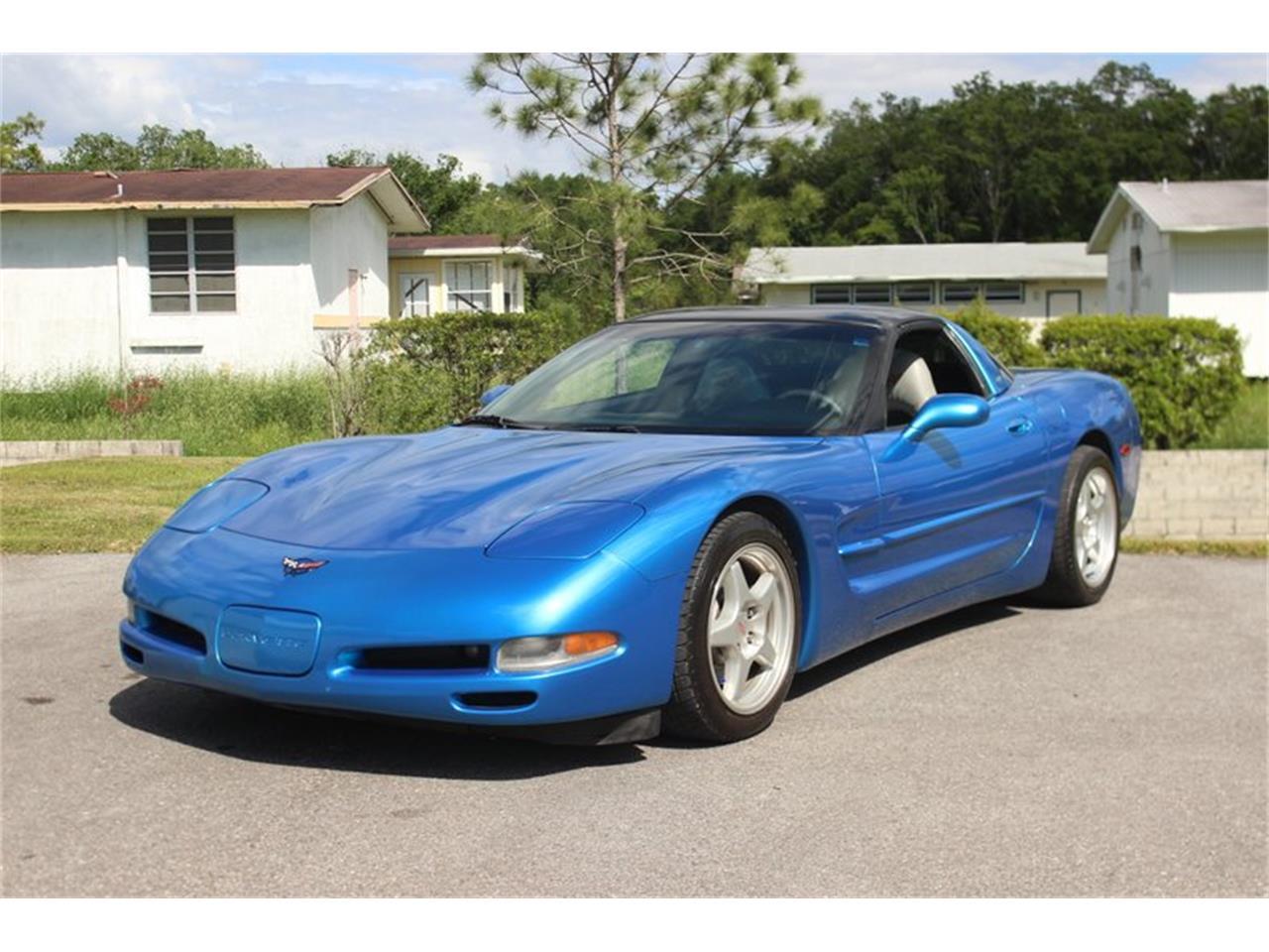 Large Picture of '97 Chevrolet Corvette located in Palmetto Florida - $10,497.00 - PSRK