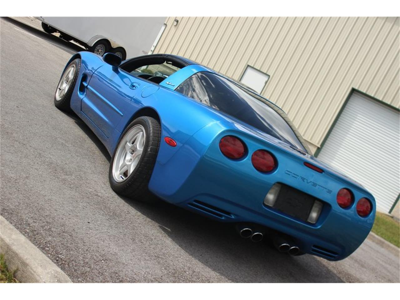 Large Picture of 1997 Chevrolet Corvette located in Florida Offered by Skyway Classics - PSRK