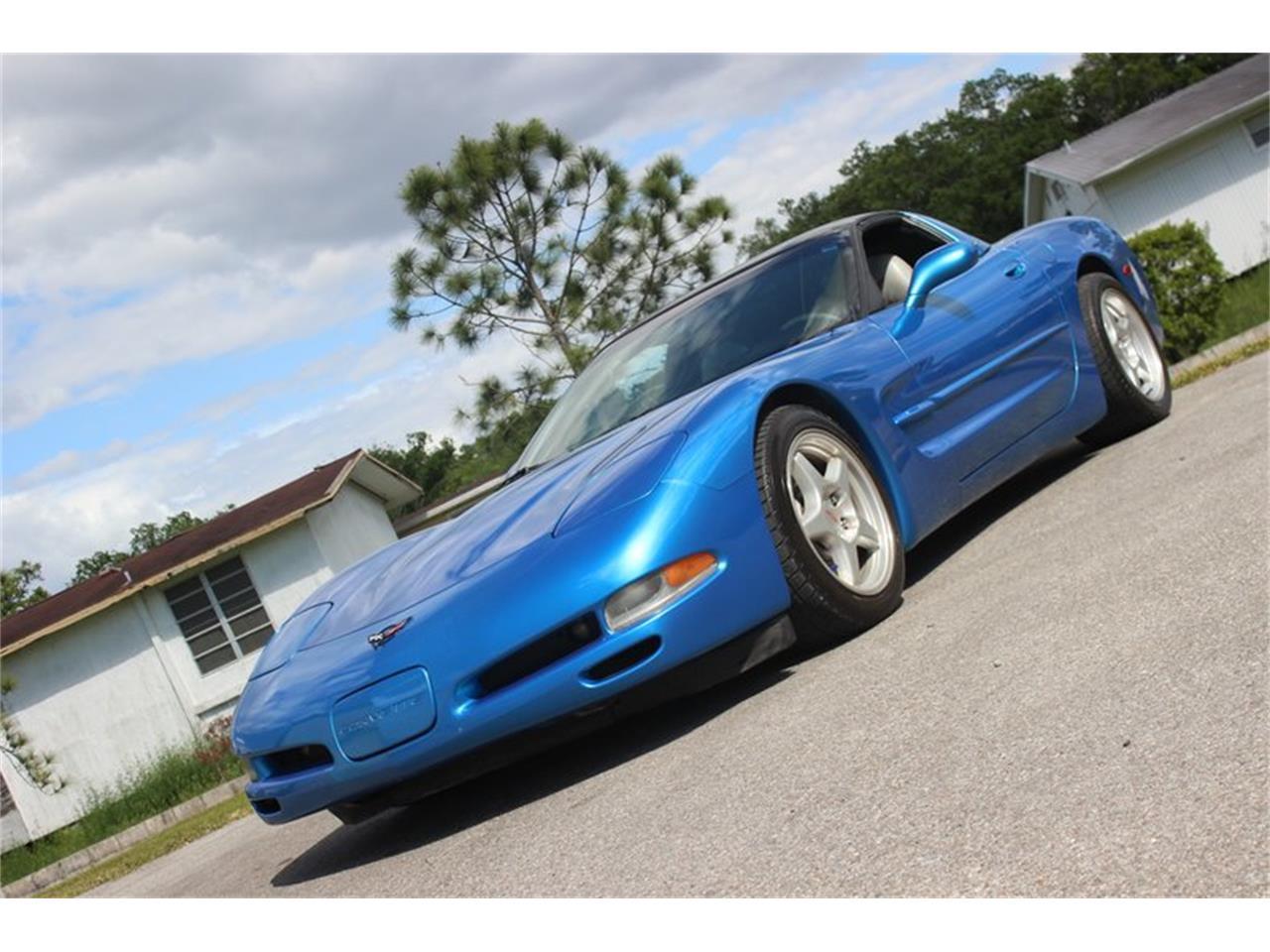 Large Picture of '97 Chevrolet Corvette - PSRK
