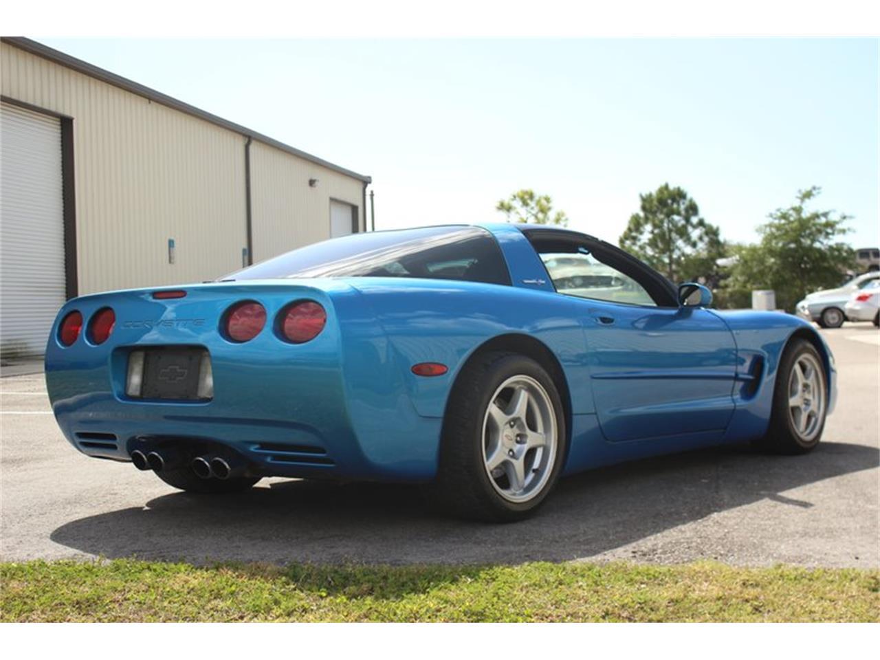 Large Picture of '97 Chevrolet Corvette located in Palmetto Florida - PSRK