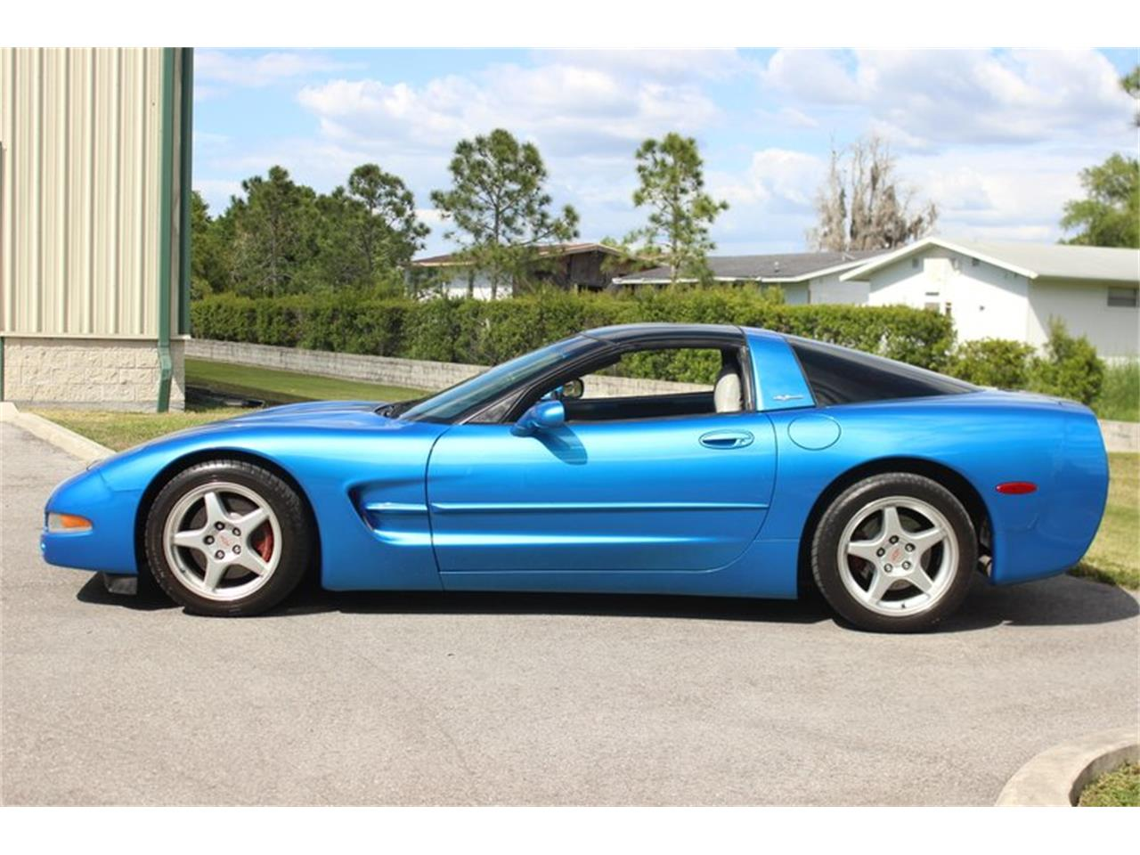 Large Picture of '97 Corvette located in Palmetto Florida Offered by Skyway Classics - PSRK