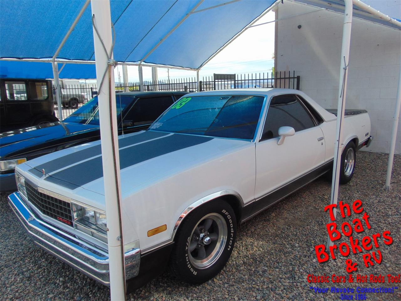 Large Picture of '83 El Camino - PSS7