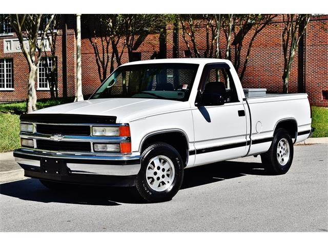chevy silverado z71 1995