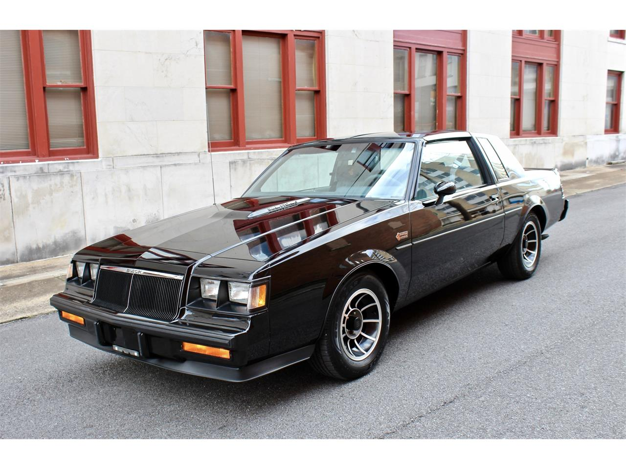 Large Picture of 1985 Buick Grand National located in Alabama Offered by Bring A Trailer - PSSW