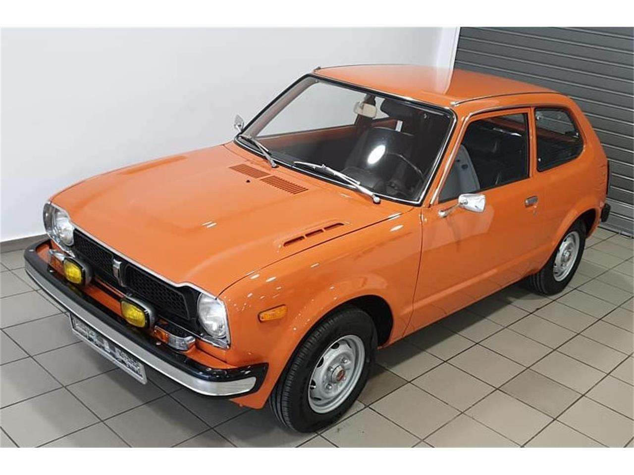 Large Picture of '77 Civic - PSSZ