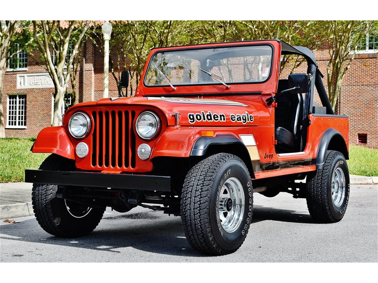 Large Picture of '84 CJ7 - PST8