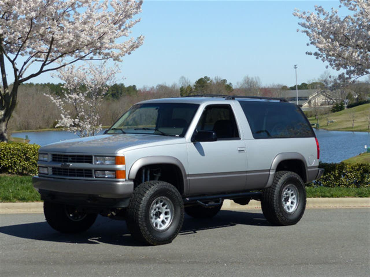 Large Picture of '94 Blazer - PSTV