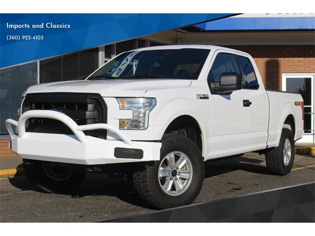 Picture of 2017 Ford F150 - PSUT
