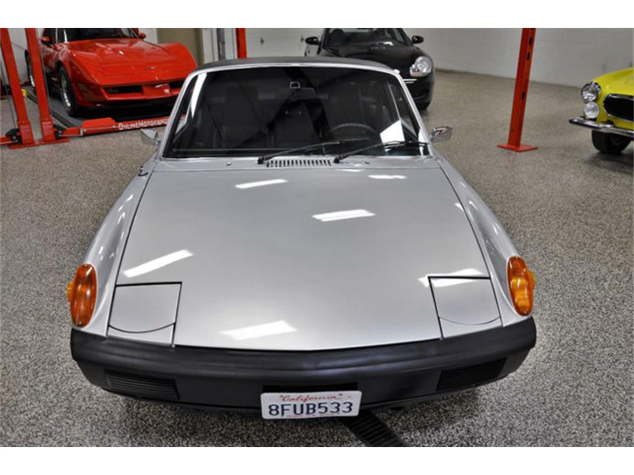 Large Picture of '72 914 - PSVD