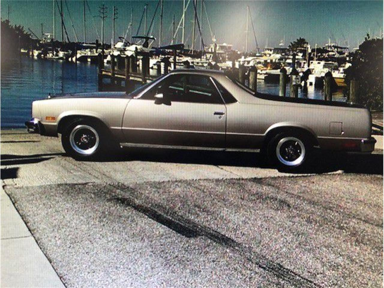 Large Picture of '84 El Camino - PSVH