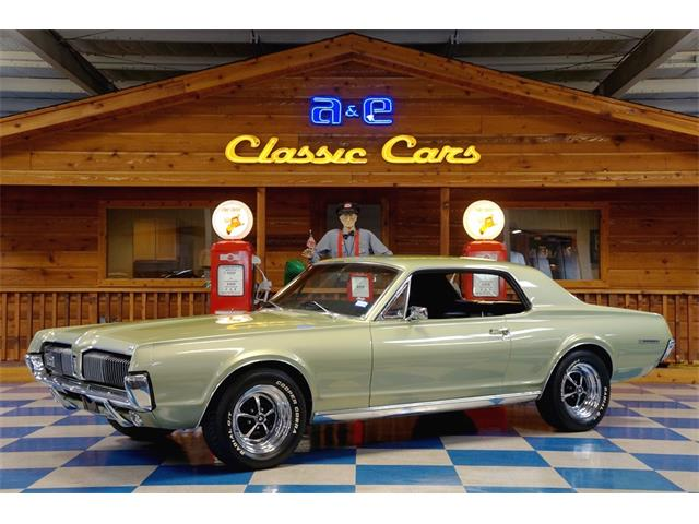 Picture of '67 Cougar - PSW3