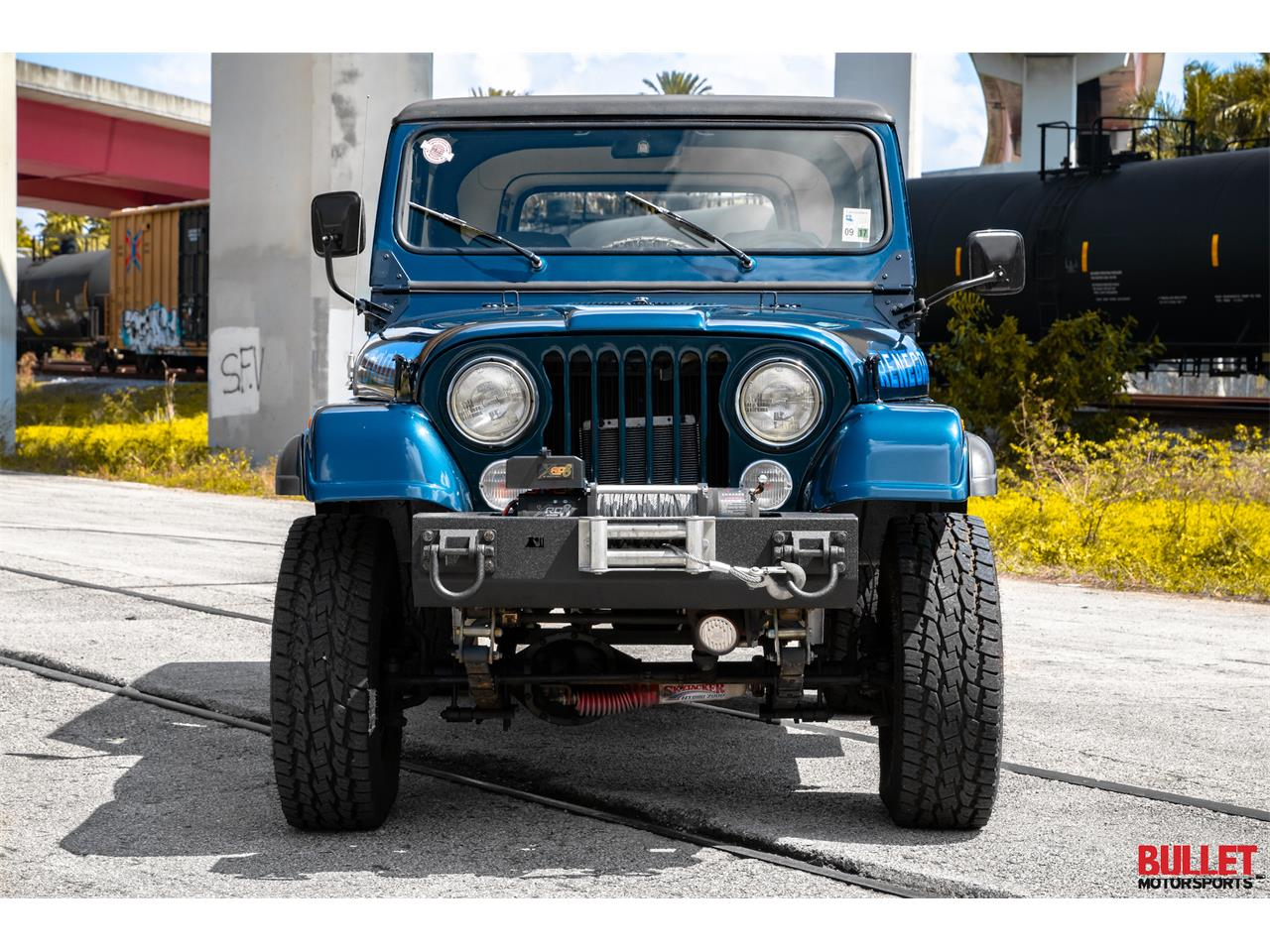 Large Picture of 1983 Jeep CJ7 - $17,000.00 - PSWH