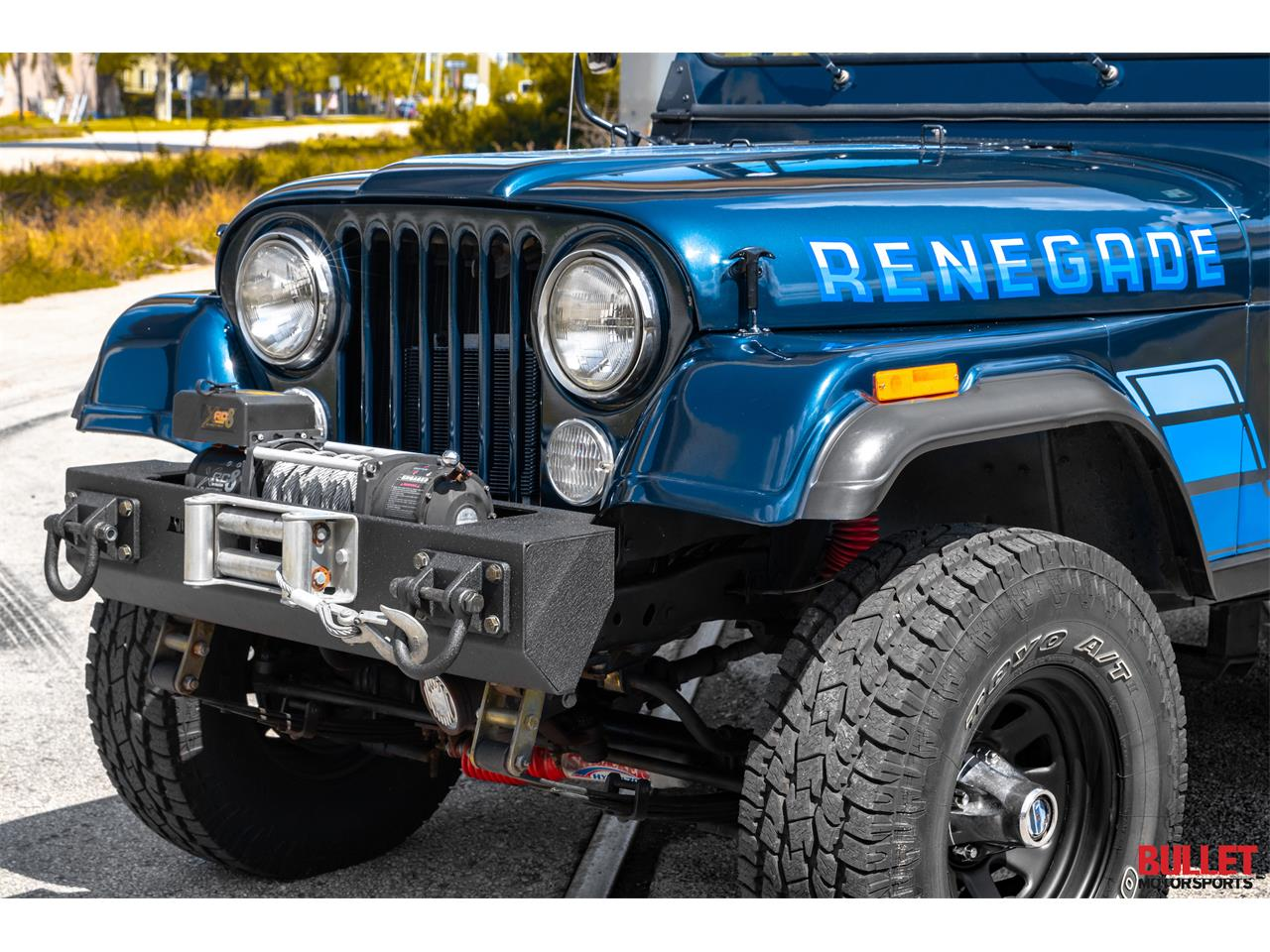 Large Picture of '83 Jeep CJ7 located in Florida - PSWH