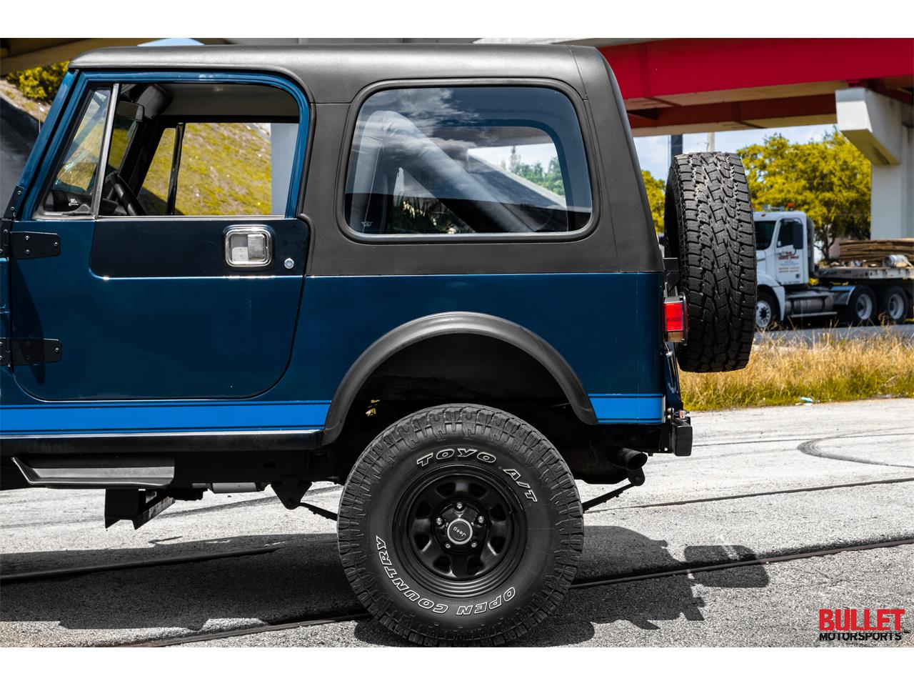 Large Picture of '83 Jeep CJ7 - $17,000.00 Offered by Bullet Motorsports Inc - PSWH