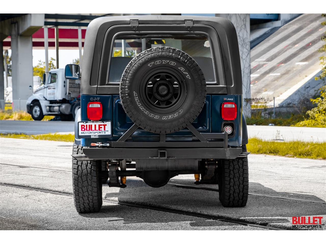 Large Picture of '83 CJ7 located in Fort Lauderdale Florida - PSWH