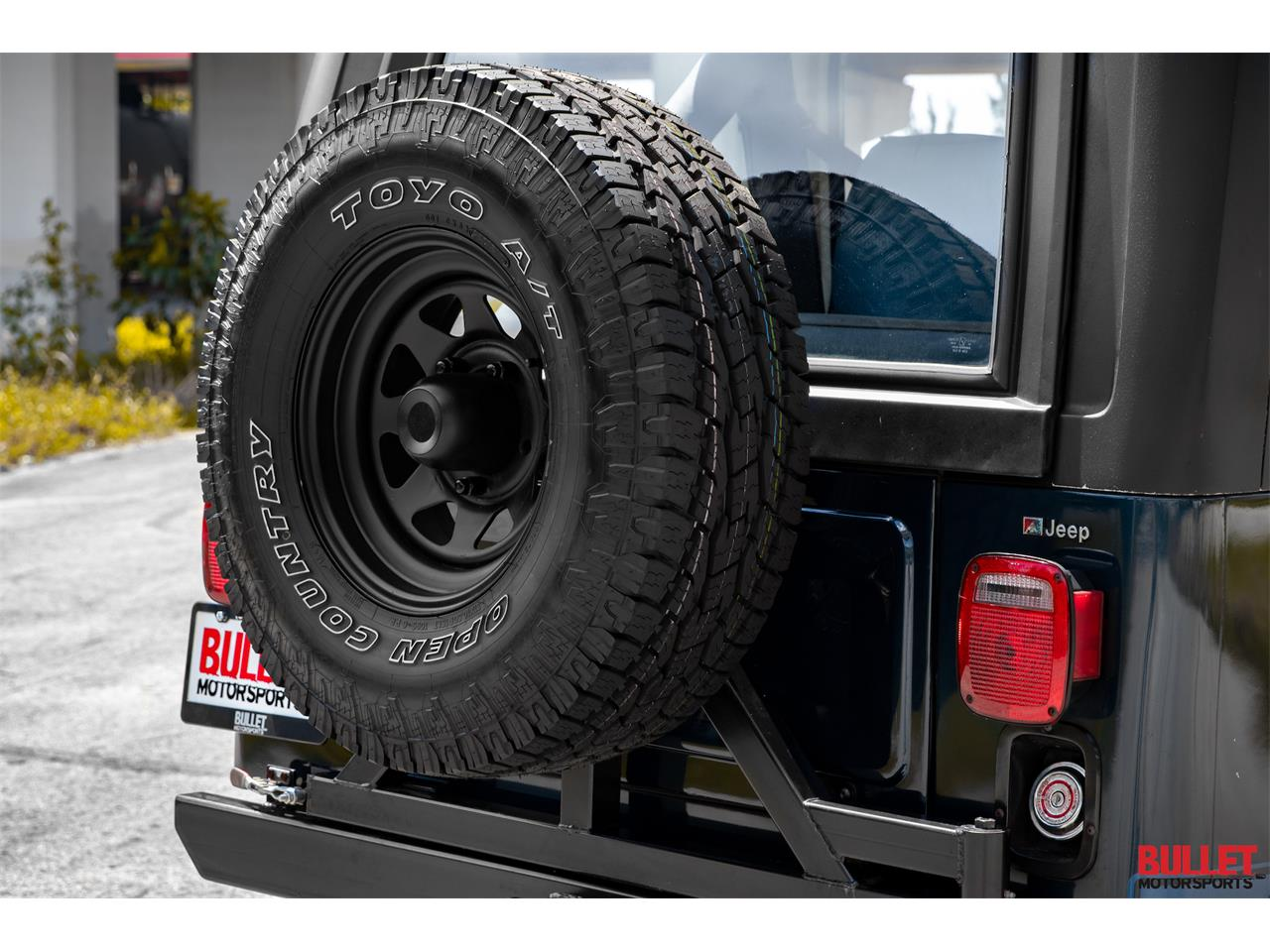 Large Picture of '83 Jeep CJ7 located in Fort Lauderdale Florida Offered by Bullet Motorsports Inc - PSWH