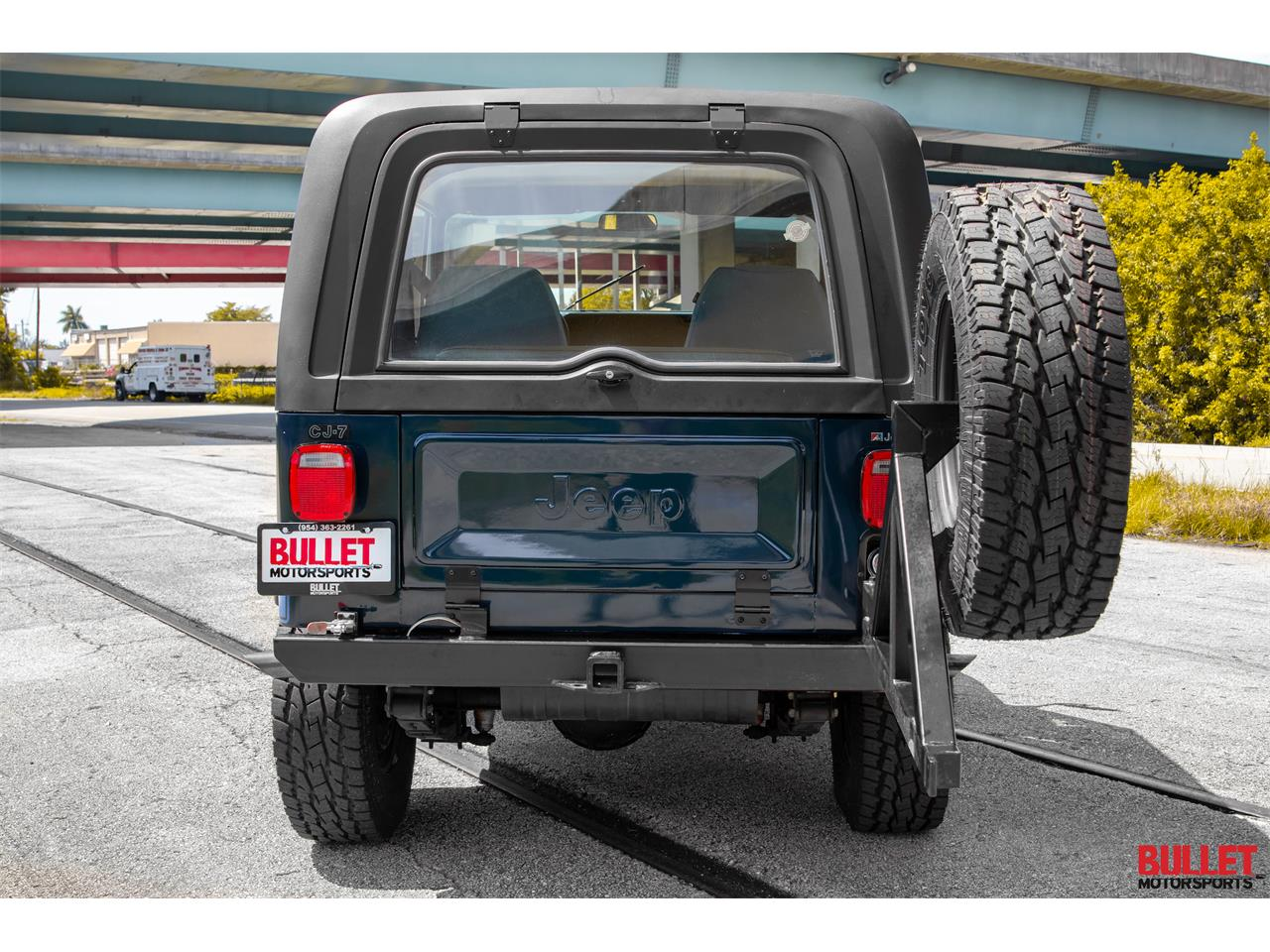 Large Picture of '83 Jeep CJ7 Offered by Bullet Motorsports Inc - PSWH