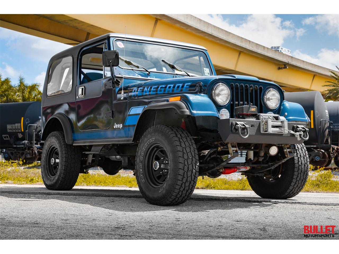Large Picture of '83 Jeep CJ7 located in Florida - $17,000.00 - PSWH