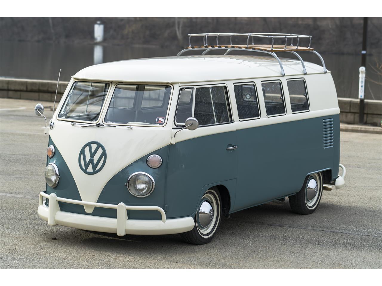 1967 Volkswagen Bus For Sale Classiccars Com Cc 1203858