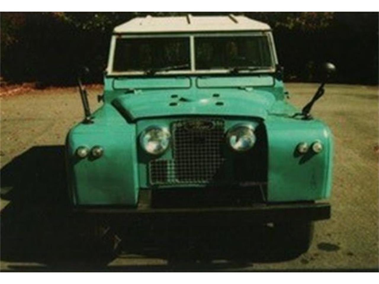 Large Picture of '67 Series IIA - PSWR