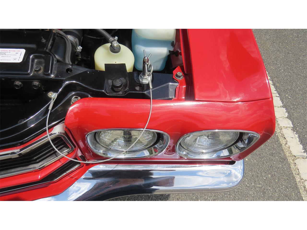 Large Picture of Classic '70 Chevrolet Chevelle SS located in Rockaway New Jersey - $75,000.00 - PSWS
