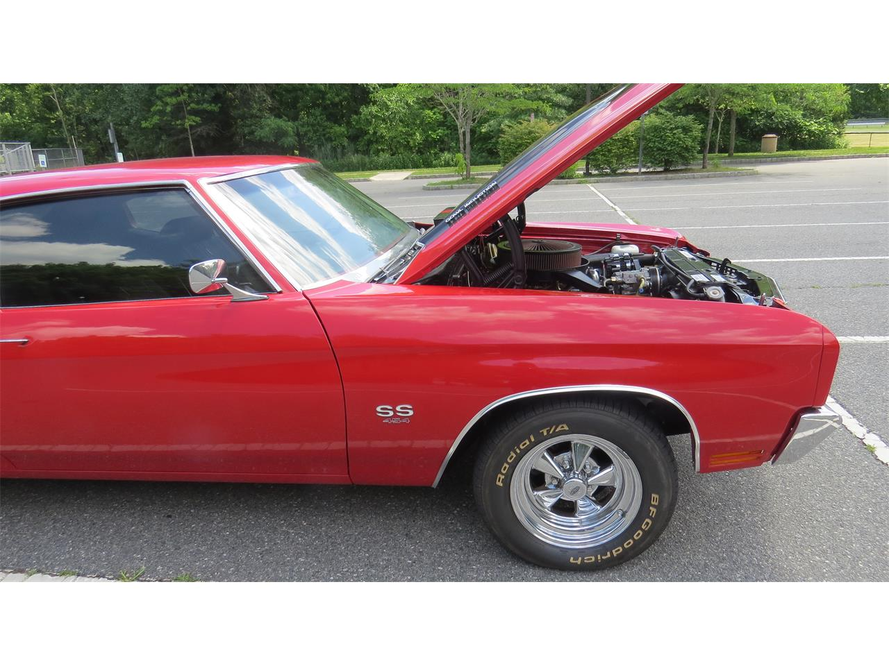 Large Picture of 1970 Chevrolet Chevelle SS located in New Jersey Offered by a Private Seller - PSWS