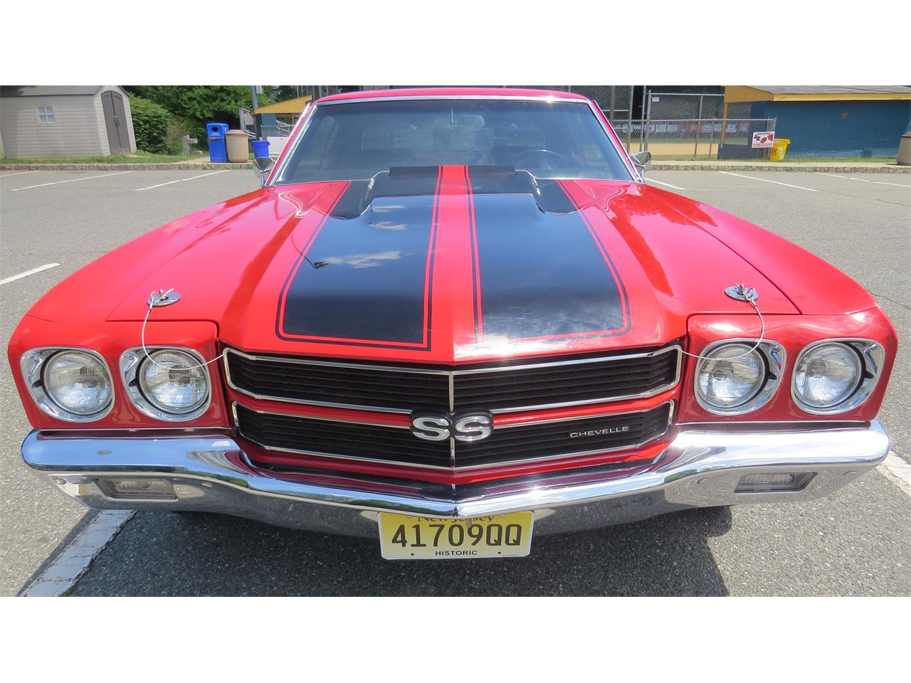 Large Picture of Classic 1970 Chevelle SS located in New Jersey - $75,000.00 - PSWS