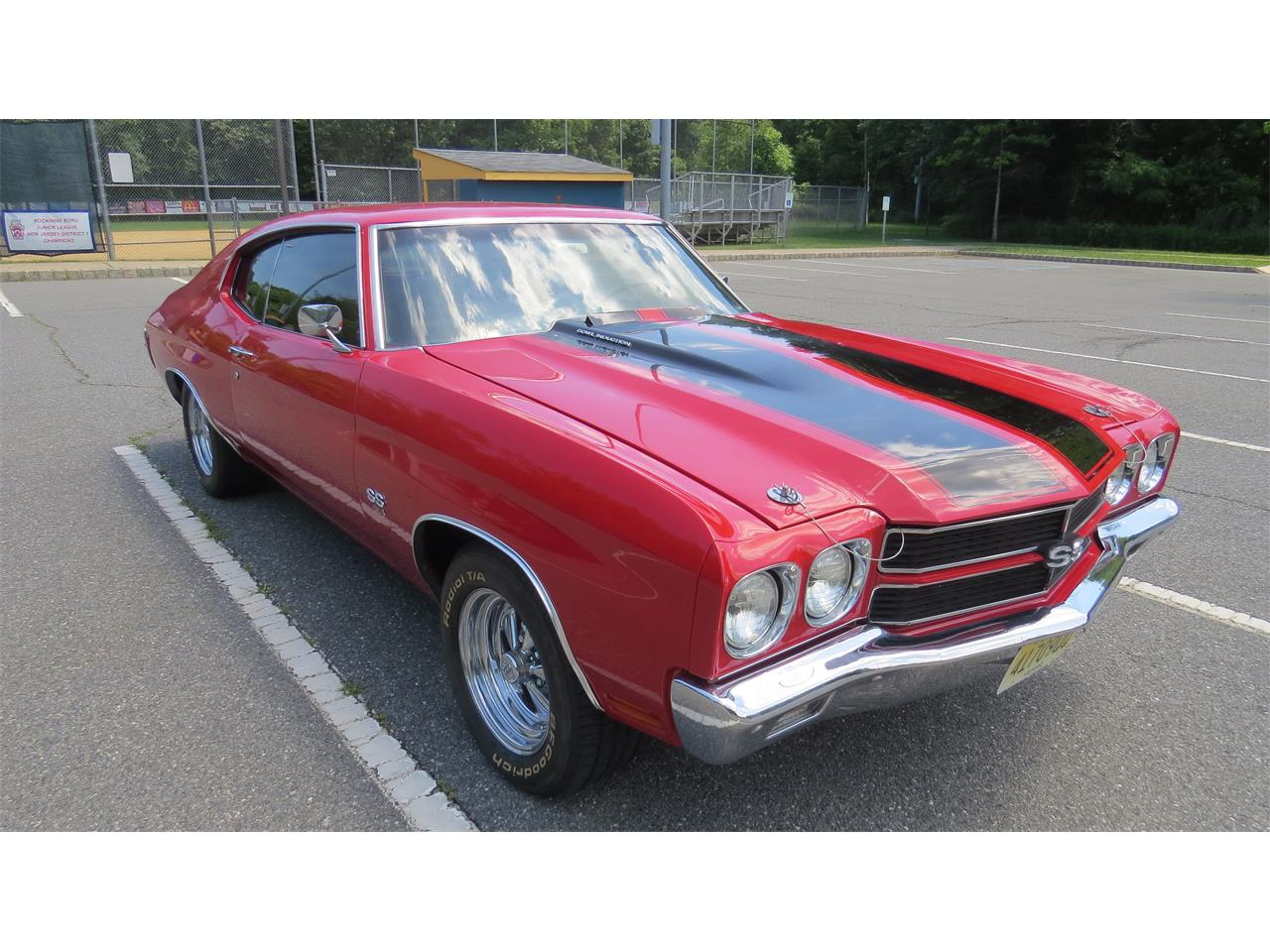 Large Picture of Classic 1970 Chevelle SS located in New Jersey Offered by a Private Seller - PSWS