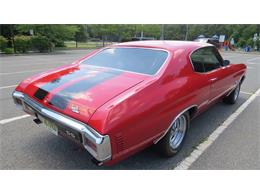 Picture of Classic '70 Chevrolet Chevelle SS located in Rockaway New Jersey - $75,000.00 Offered by a Private Seller - PSWS