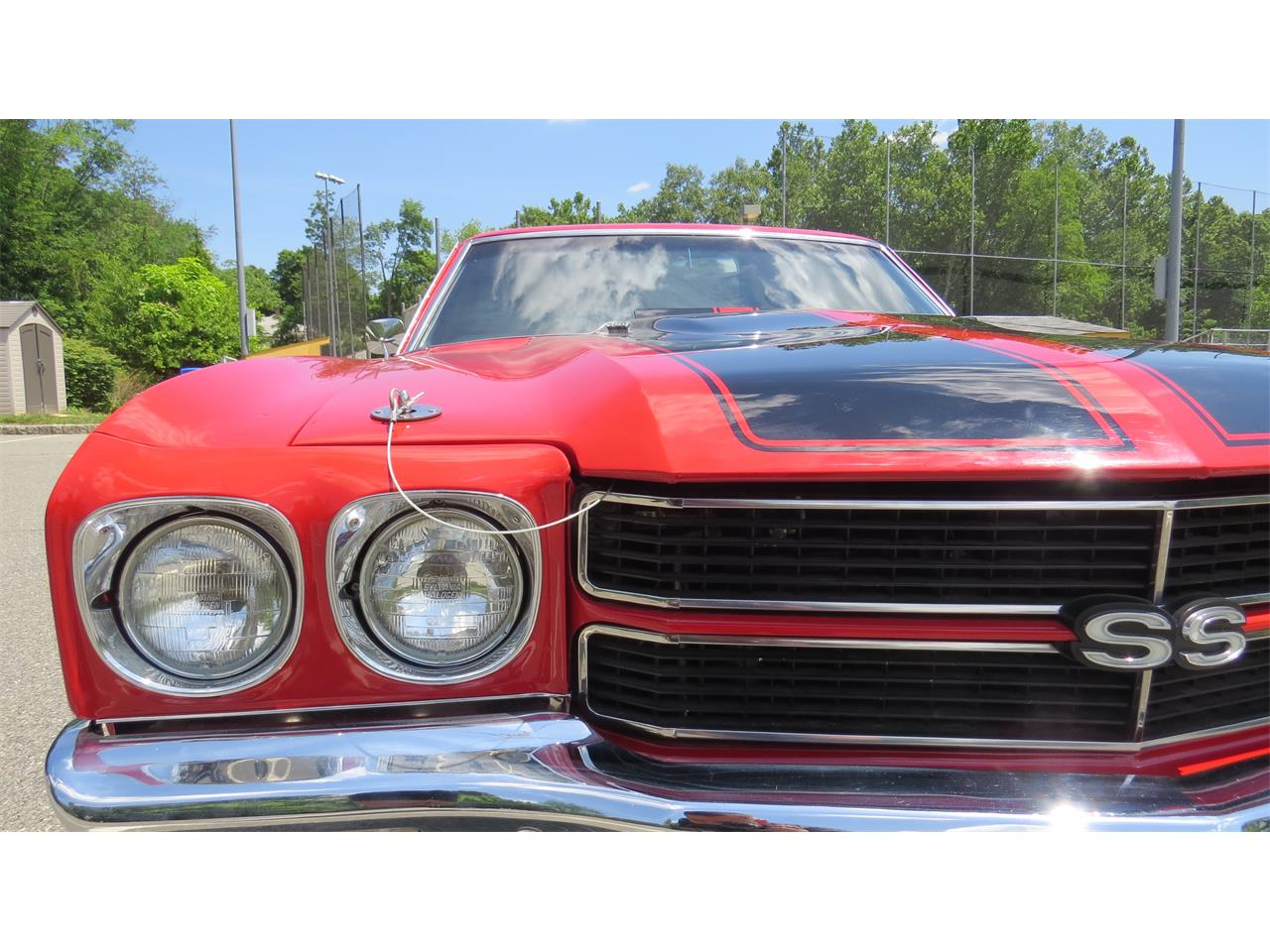 Large Picture of '70 Chevelle SS - PSWS