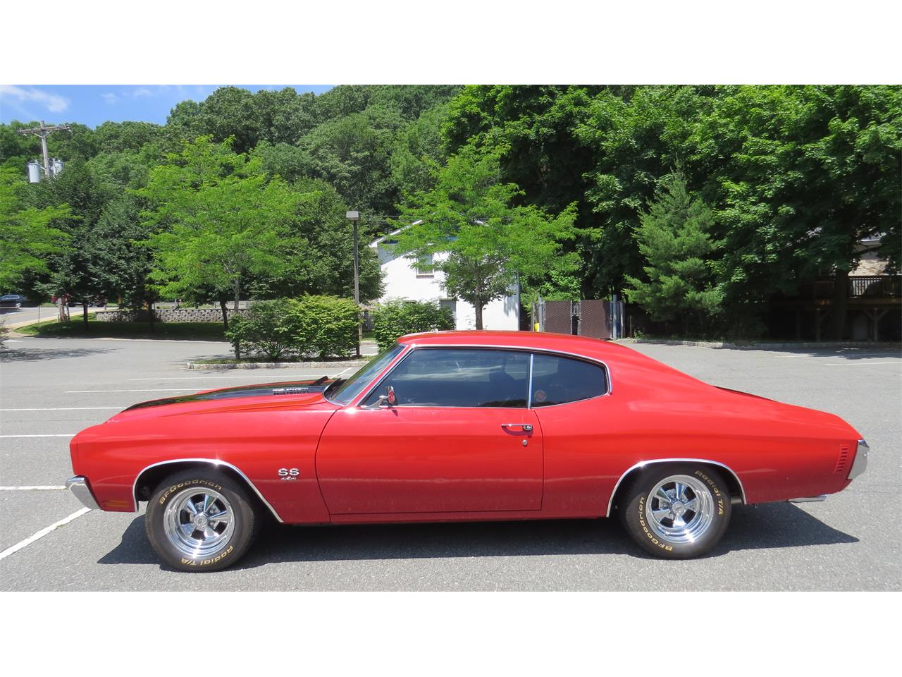 Large Picture of Classic 1970 Chevelle SS located in Rockaway New Jersey - PSWS