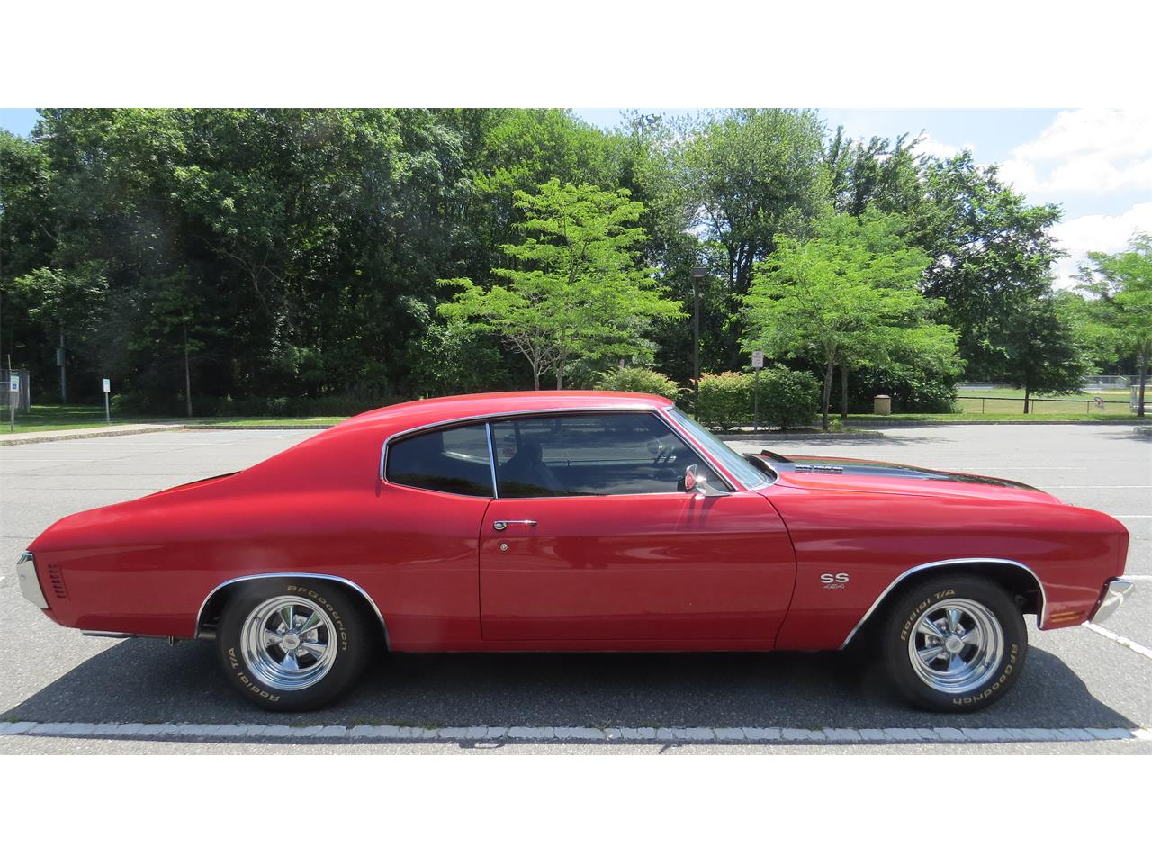 Large Picture of Classic 1970 Chevrolet Chevelle SS - PSWS