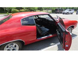 Picture of Classic '70 Chevrolet Chevelle SS located in Rockaway New Jersey Offered by a Private Seller - PSWS