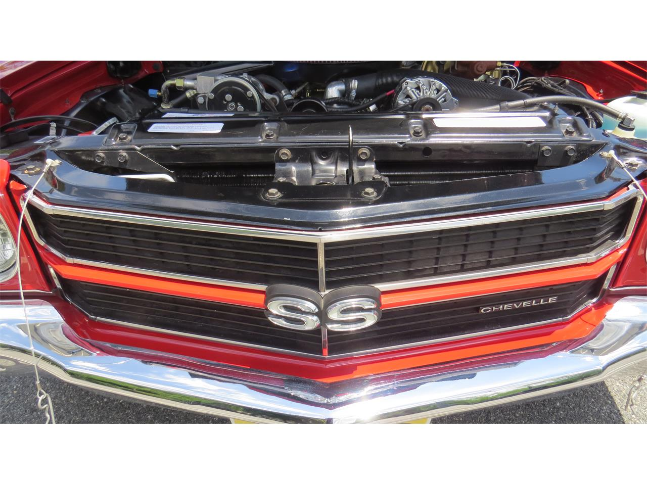 Large Picture of Classic 1970 Chevelle SS - PSWS