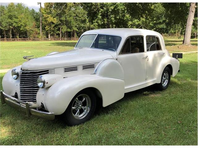 1938 Cadillac Series 60