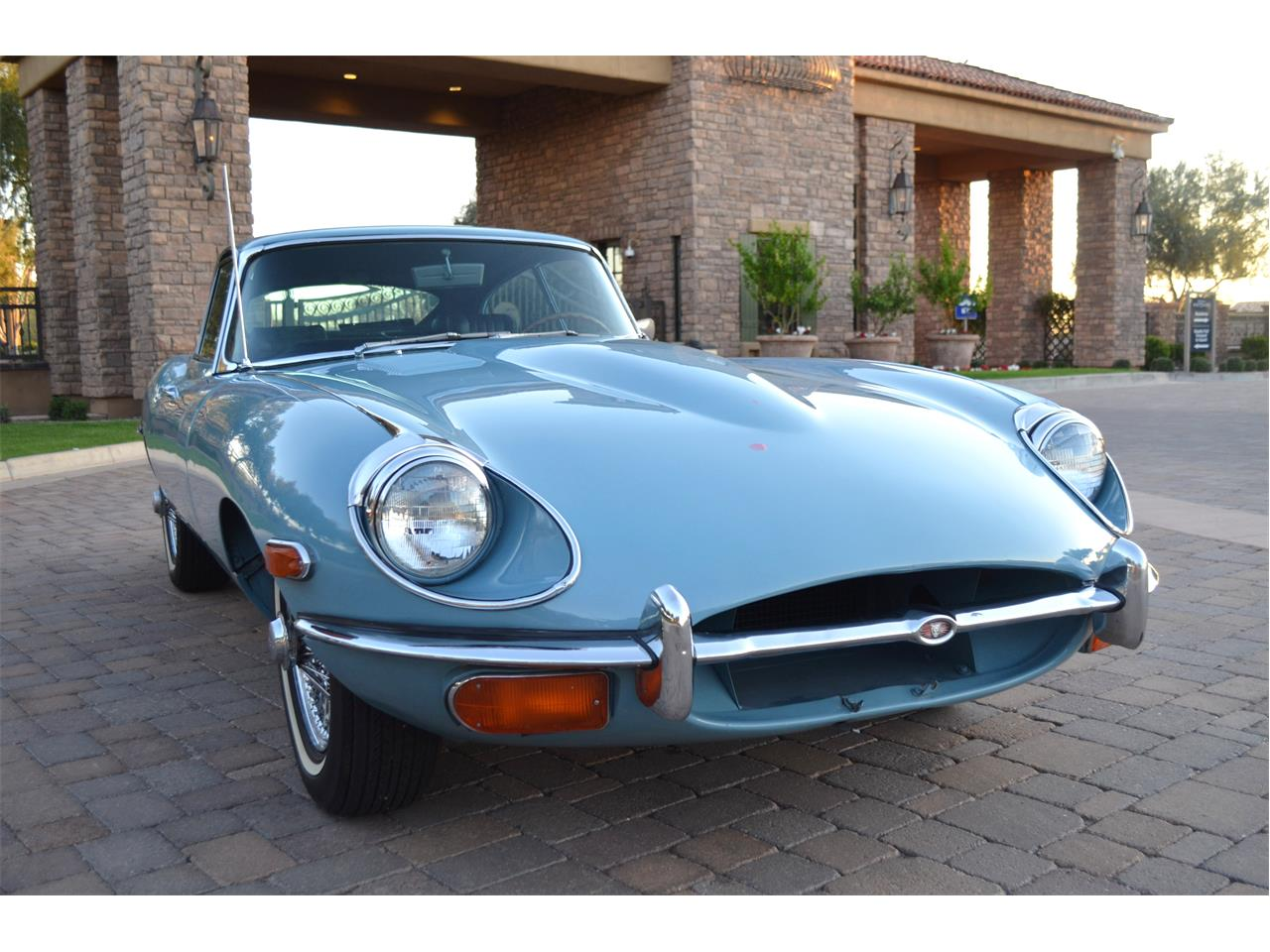 Large Picture of 1969 Jaguar E-Type Offered by European Motor Studio - PSWV