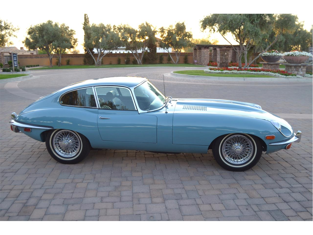 Large Picture of Classic 1969 E-Type Offered by European Motor Studio - PSWV
