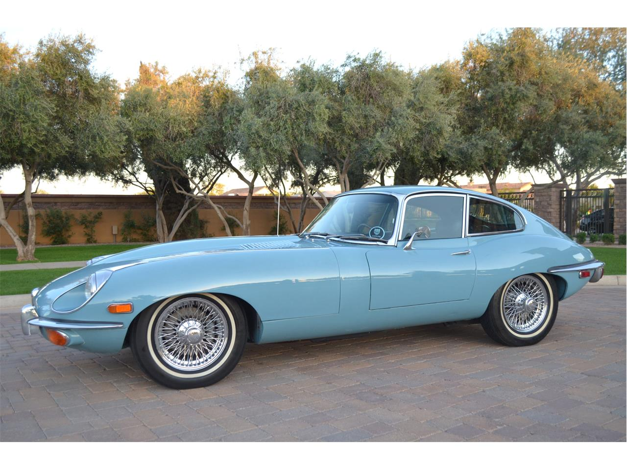 Large Picture of Classic '69 E-Type located in Arizona Offered by European Motor Studio - PSWV