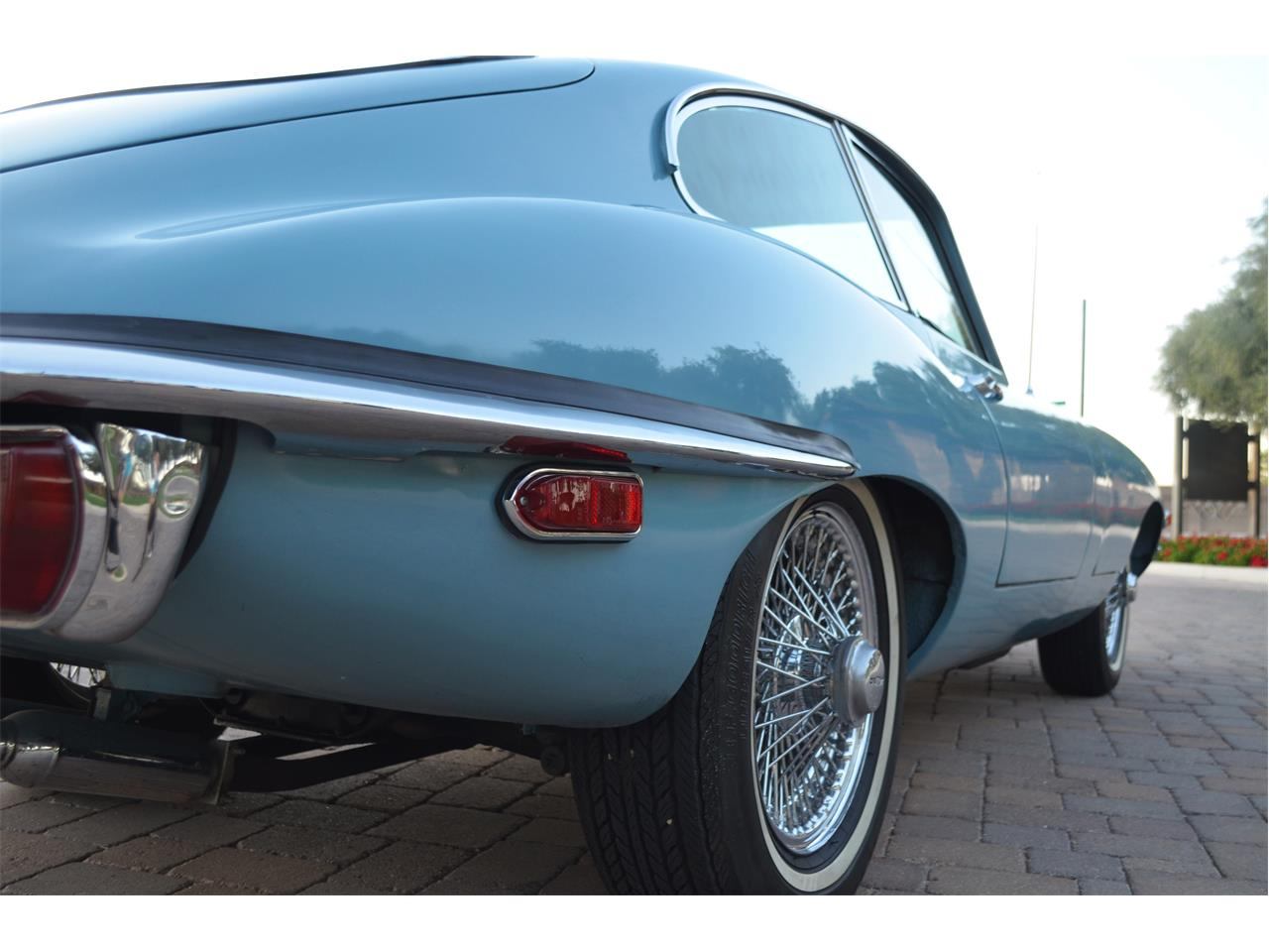 Large Picture of Classic 1969 E-Type located in Arizona - PSWV