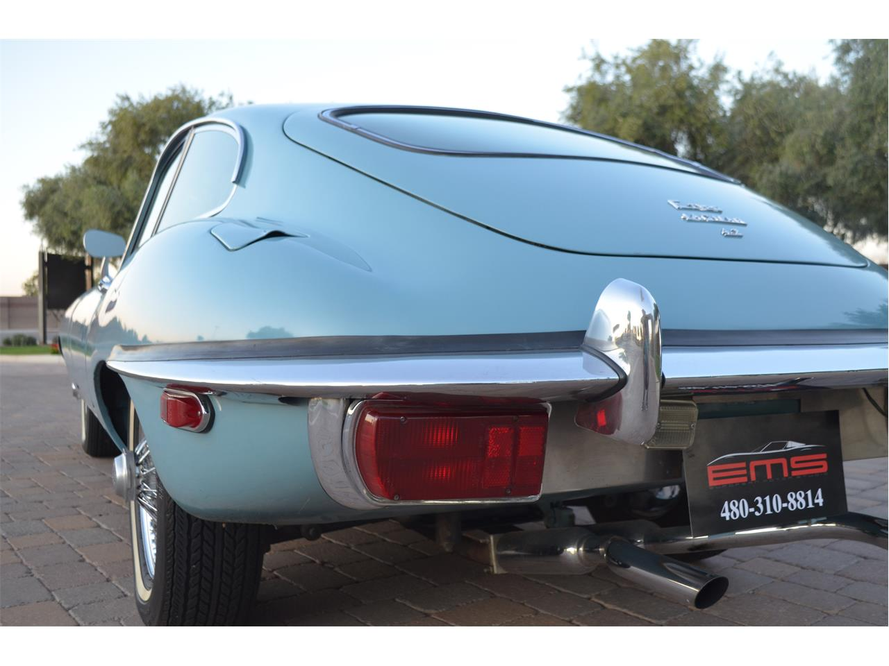 Large Picture of Classic '69 Jaguar E-Type located in Chandler  Arizona Offered by European Motor Studio - PSWV