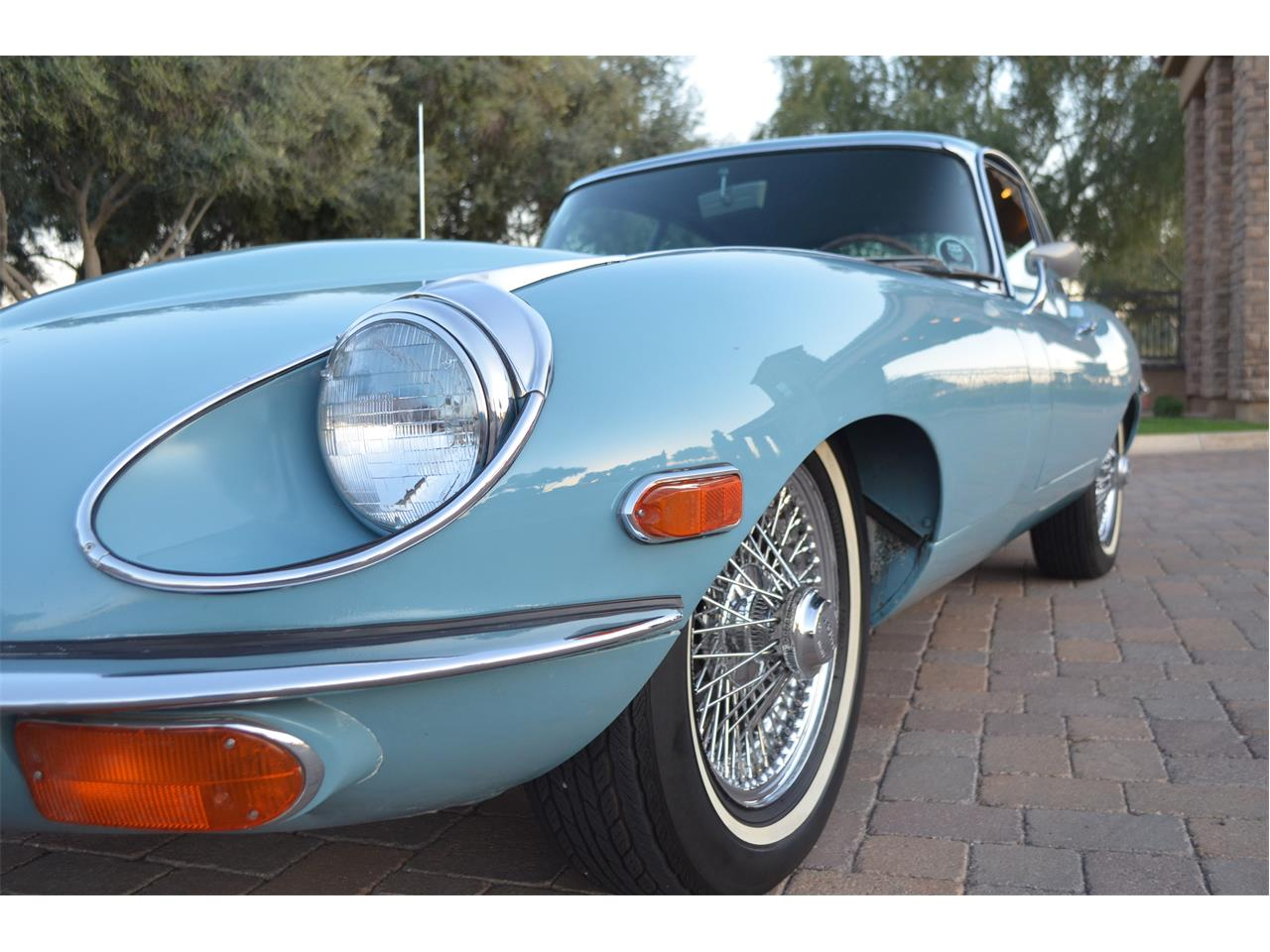 Large Picture of '69 Jaguar E-Type Offered by European Motor Studio - PSWV
