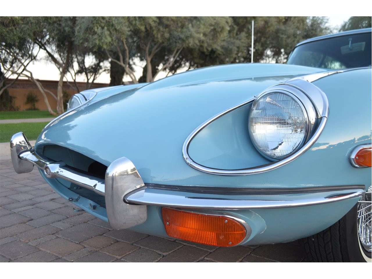 Large Picture of '69 E-Type Offered by European Motor Studio - PSWV
