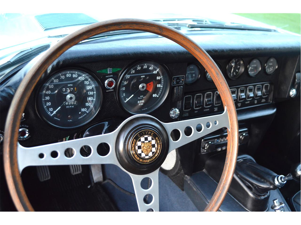 Large Picture of 1969 Jaguar E-Type located in Chandler  Arizona - $67,995.00 - PSWV