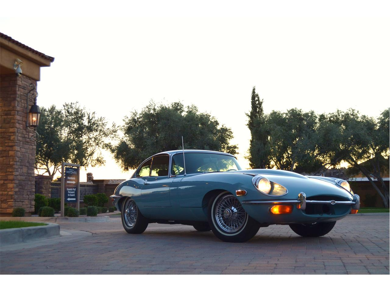 Large Picture of 1969 Jaguar E-Type - PSWV