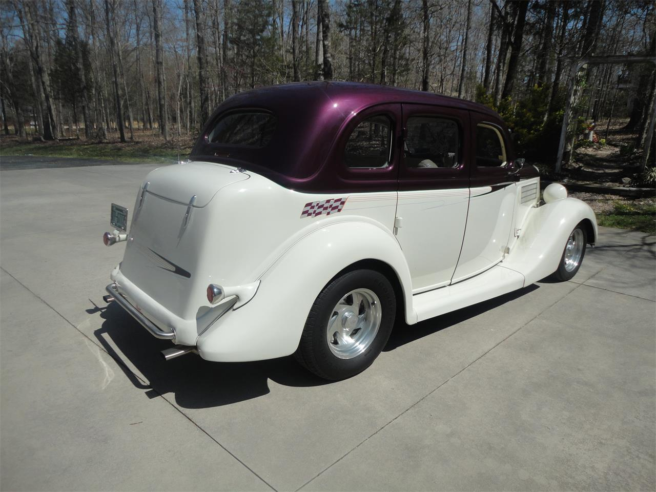 Large Picture of '35 Sedan - PSX0